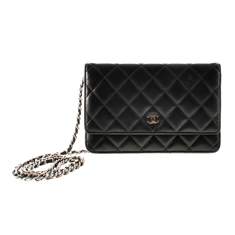 chanel wallet on chain tasche second hand chanel wallet on chain tasche gebraucht kaufen. Black Bedroom Furniture Sets. Home Design Ideas