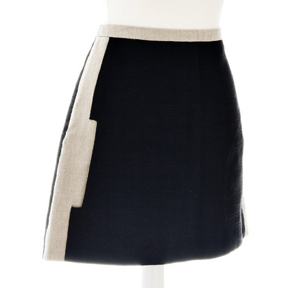 Derek Lam Linen skirt with pockets