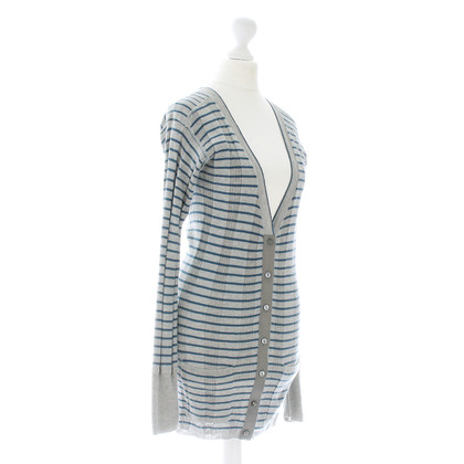 Marc by Marc Jacobs Cardigan lungo con strisce