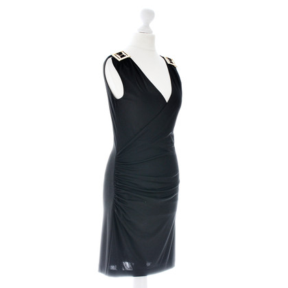 Halston Heritage Dress with brooch