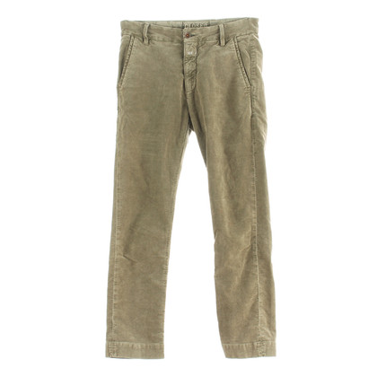 Closed Trousers in khaki