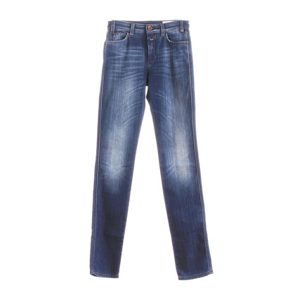 Closed Skinny Blue Jeans