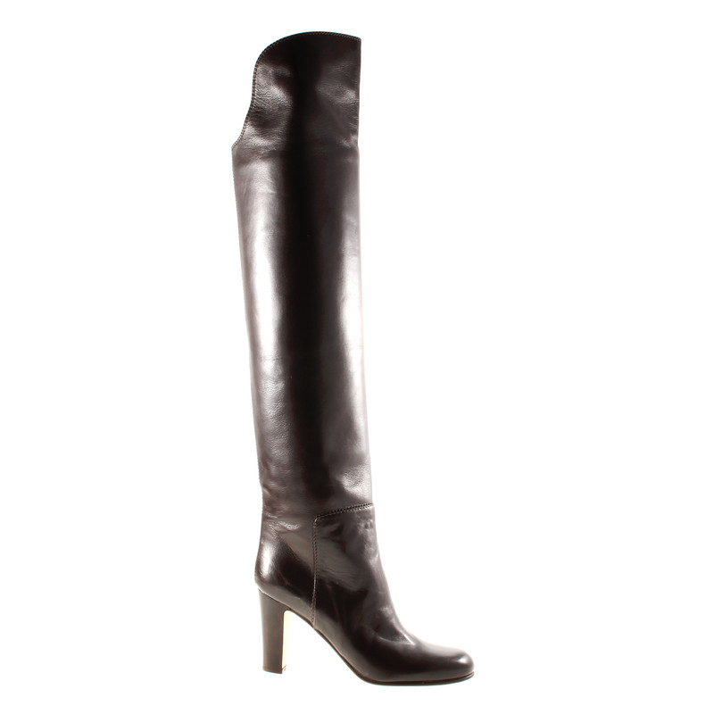 L\'autre Chose Thigh high boots - Buy Second hand L\'autre Chose ...