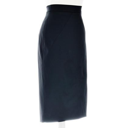 D&G Satin skirt with zipper