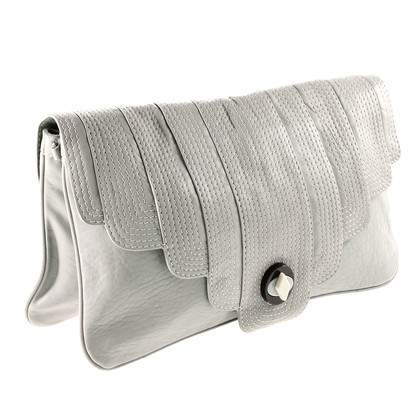 Hoss Intropia Graue Clutch