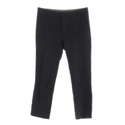 Closed Trousers with pinstripes