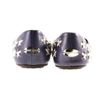 Jimmy Choo Ballerinas with stars