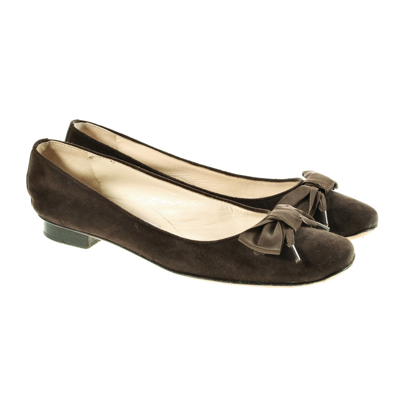 Emma Hope´s Shoes Ballet flats with bows