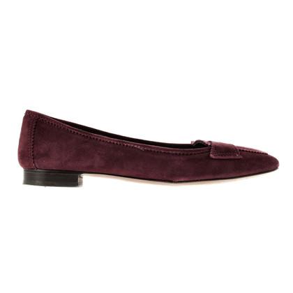 Andere merken Elena schoenen - suède loafer