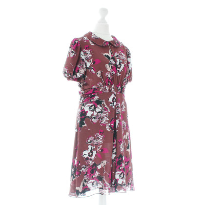Karl Lagerfeld Dress with flower pattern