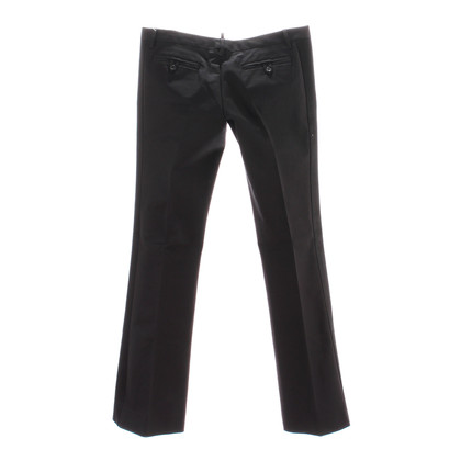 Dsquared2 Black suit trousers