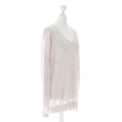 Sandro Sweater with decorative pattern