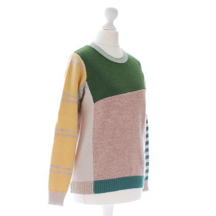 Isabel Marant Etoile Veelkleurige trui