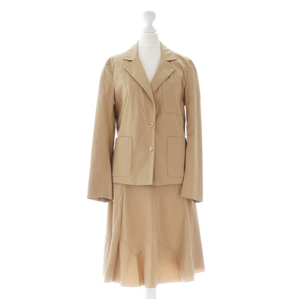 Prada Summer costume in light brown