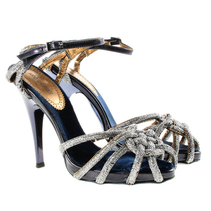 Just Cavalli Sandals with glitter