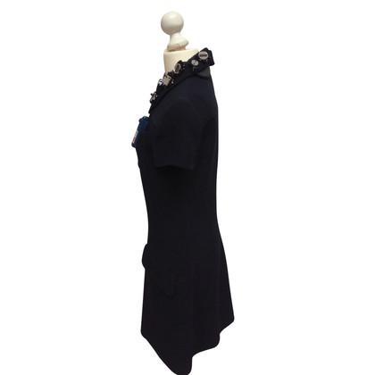 Miu Miu Dress with playful collar