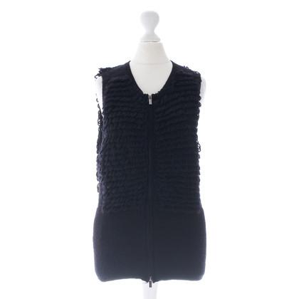 BCBG Max Azria Gilet maglione nero
