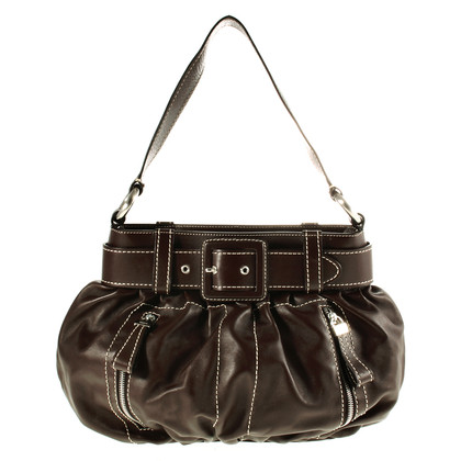 Moschino Bag with decorative buckle
