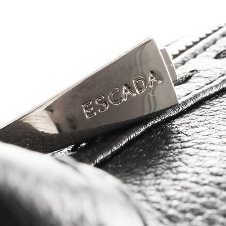 Escada Schwarze Handtasche Schwarz Spielraum Ebay FHCQn2Se