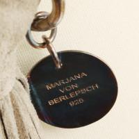 Marjana von Berlepsch Cintura in pelle scamosciata