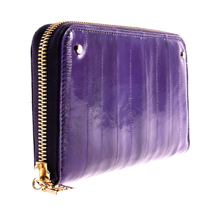 Escada Purple wallet