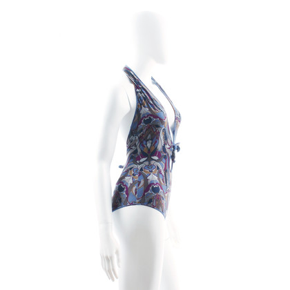 Missoni Halter swimsuit