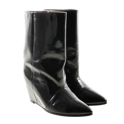 Comme des Garçons Ankle boot with wedge heel