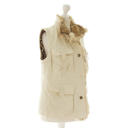 Other Designer Thes & thes - Coyote fur vest