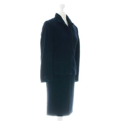 Andere merken Trussardi - kostuum in een look van fluweel