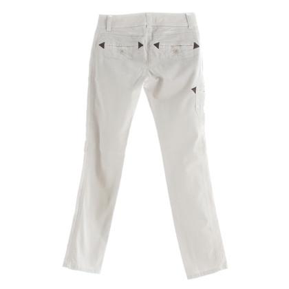 Etro Light grey jeans