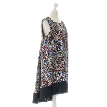 Balenciaga Gemustertes Kleid