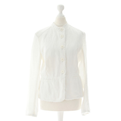Michael Kors White linen jacket