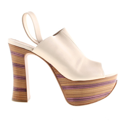 Chloé Plateau Heels