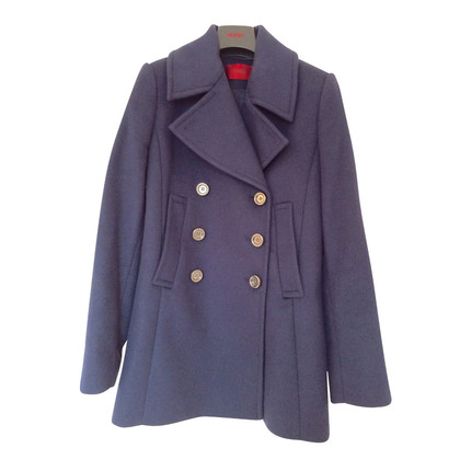 Hugo Boss Coat in dark blue