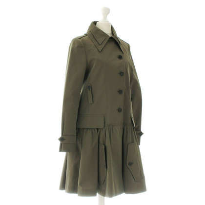 Miu Miu Trenchcoat in Khaki
