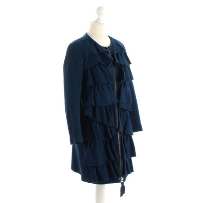 3.1 Phillip Lim Coat with Ruffles