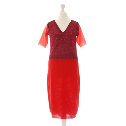 Louis Vuitton Knit dress with sparkle yarn