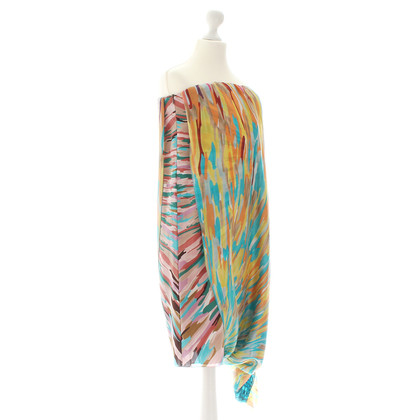 Missoni Colorful silk dress