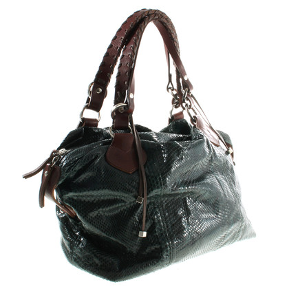 Other Designer Pauric Sweeney - reptile leather bag