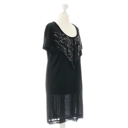 Balenciaga Kleid mit Perlnieten