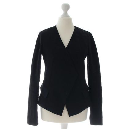 Donna Karan Zwarte jas