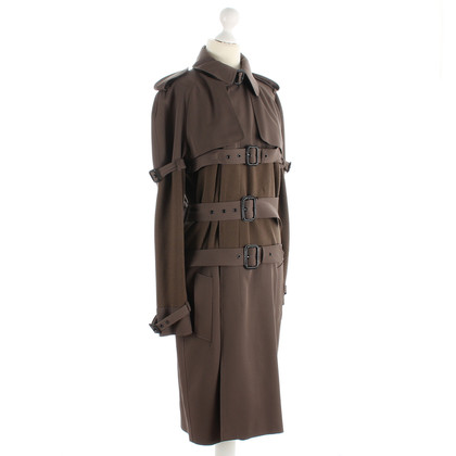 Jean Paul Gaultier Brown trench coat