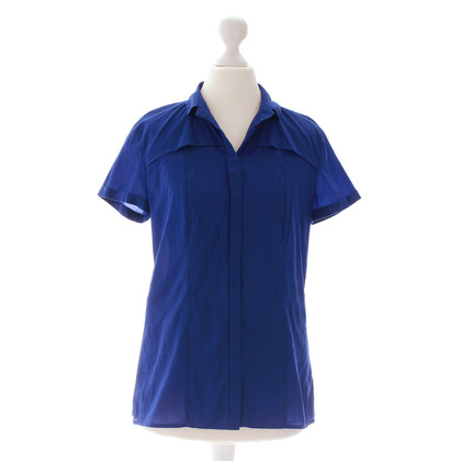 Hugo Boss Blouse in Royal Blue