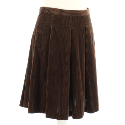 Joseph Brown corduroy skirt