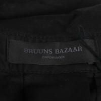 Bruuns Bazaar Camicetta nera