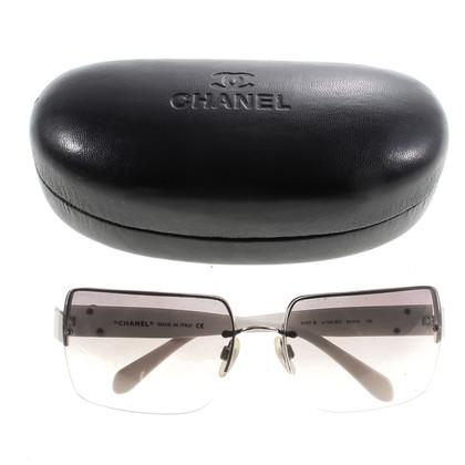 Chanel Transparent sunglasses