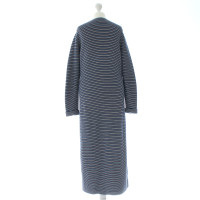 Sonia Rykiel Striped sweater coat