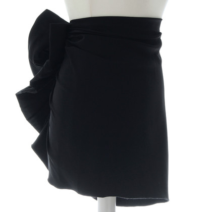 Lanvin for H&M Skirt with Flounce