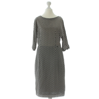 Cinque Silk dress with pattern