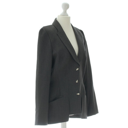 Mugler Blazer with asymmetry